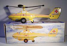 """04 217 Plasticart """"Hubschrauber Ambulance (Schwungrad Antrieb)"""""""