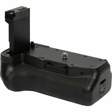 Dual Battery Grip for Canon T7i/77D DSLR Cameras
