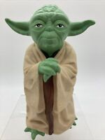 Vintage Kenner Star Wars 1981 Yoda Hand Puppet White Hair