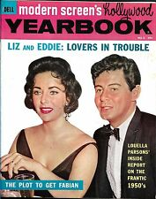 Modern Screen magazine- Hollywood Yearbook 1960,
