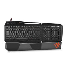 Mad Catz S.T.R.I.K.E. 3 RGB Back Lighting Programmable Wired Gaming Keyboard