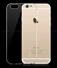 "For iPhone 6 - 4.7"" Clear Crystal Transparent Hard Thin Back Snap On Cover Case"
