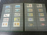 COLLECTION OF QE2 TURKS & CAICOS SOLOMON SWAZILAND STAMPS UMM/LMM & USED