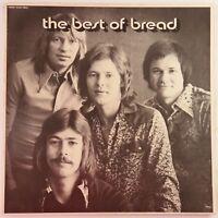 The Best Of Bread by Bread, Elektra 1973 LP Vinyl Record