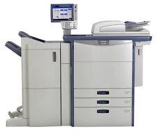 Toshiba eStudio 6540C  Colour Multifunction with Copy Scan Print & Staple