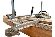 """Meghi Chainsaw Mill 36"""" - planking lumber boards milling"""