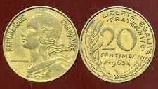 20 centimes 1963    marianne   ( bis )