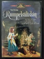 Rumpelstiltskin (DVD, 2005) Amy Irving, Billy Barty 1987 Region 1 NEW SEALED OOP