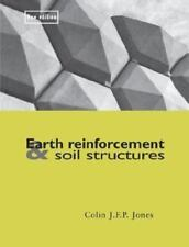 Earth Reinforcement Soil Structures by Colin Jones (1996, Paperback)