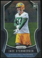 2019 Panini Prizm Jace Sternberger Rookie Green Bay Packers RC