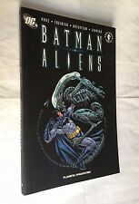 BATMAN vs ALIEN   PLANETA  DC DARK HOUSE  VOLUME BROSSURATO