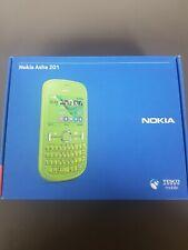 Nokia Asha 201 - black (Tesco) Pay as yougo ,complete brand new in box