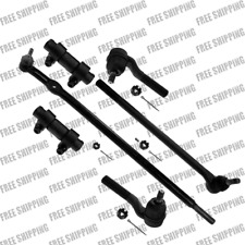 Front Ends Steering Linkages Tie Rod End Inner Outer fits 85-94 Ford F-250 4WD