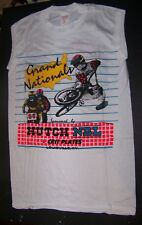 Vintage 1986 Nbl Grands Sleeveless T Shirt Nos Size Adult Small