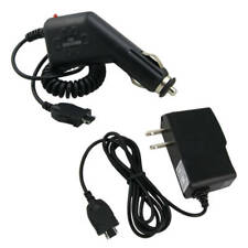 HOME & CAR CHARGER for VIRGIN MOBILE UTSTARCOM SHUTTLE PANTECH C150