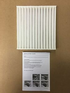 New OE Spec Cabin Air Pollen Dust Filter For Toyota Subaru 72880-AJ00A CF1199