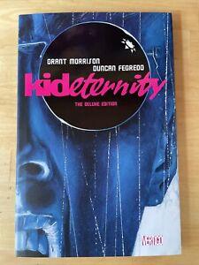 Kid Eternity Deluxe Edition HC Graphic Novel • Grant Morrison DC Comics Vertigo