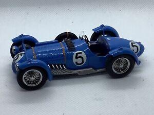 1/43 SPARK TALBOT LAGO T26 GS - LE MANS WINNER 1950 - LOUIS & JEAN LOUIS ROSIER