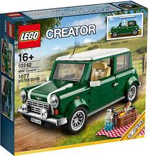 A medida Lego 10242 mini Cooper bandera Británica adhesivos Mkvii Mk7