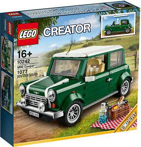 LEGO CREATOR EXPERT MINI COOPER 10242 - NUEVO, PRECINTADO SIN ABRIR.
