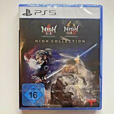 Nioh Collection Playstation 5 Spiel PS5 Game Videospiel Sealed versiegelt NEU