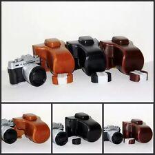 Vintage Camera case bag cover For Finepix Fuji Fujifilm X-T10 XT10 XT20