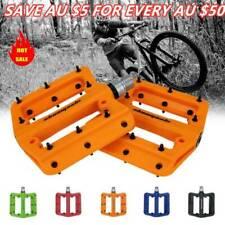 MTB Road Bike BMX Platform Pedal Flat Sealed Bearing Nylon Fiber Bicycle Pedals