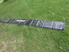 NOS 15 FT by 22 inch Vermeer rotory mower Cover cycle bar tractor hay black