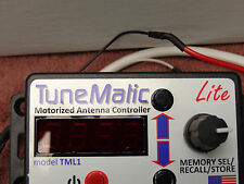 TuneMatic Lite... 20 memory... Motorized Antenna Controller...Tarheel Antennas