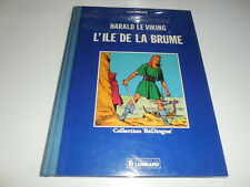 REEDITION HARALD LE VIKING/ L'ILE DE LA BRUME/ BE