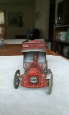 OROBR DOUBLE DECK BUS WITH DRIVER TIN WINDUP TOY 1920 GERMAN