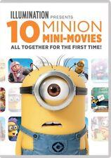 Various - 10 Minions Mini-Movies, 1 DVD