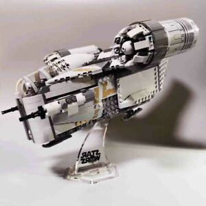 Display Stand for Lego 75292 Mandalorian Razor Crest Starwars (stand only)