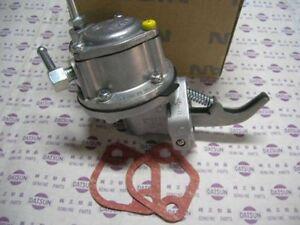 DATSUN 1200 Fuel Pump Genuine (Fits NISSAN B110 B210 B310 A12 A14 A15)