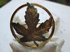 STERLING SILVER ANTIQUE BROACH