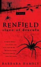 Renfield - Slave To Dracula by Barbara Hambly  PB new
