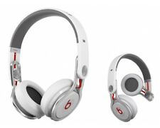 Beats by Dr. Dre Mixr Headband Headphones Wired - White