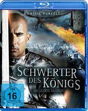 Schwerter des Königs - Die letzte Mission - Blu Ray - Neu & OVP