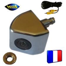 Camera de recul externe design 18mm étanche GPS Autoradio Aluminium RCA 12V