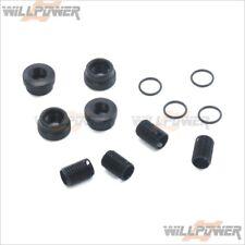 Titan Adjustable Body Post #60603 (RC-WillPower) 6mm 1:10 On-Road Sedan Vehicle
