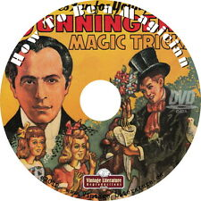 How To Be a Magician { Secrets of Magic Tricks } on DVD