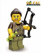 LEGO MINIFIGURES SERIES 12 71007 Dino Tracker - Unused Code