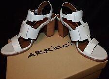 Buckle Medium (B, M) Solid 8 Sandals & Flip Flops for Women