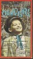 Oliver! (VHS TAPE) RON MOODY OLIVER REED JACK WILD