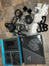 HTC Vive Virtual Reality System Full Kit With EXTRAS & Headphones