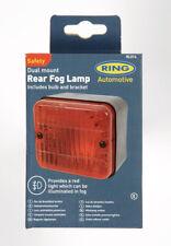 Universal 12V Square Rear Fog Light Ring RL014