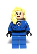 Lego Marvel Video Game Custom Sue Storm Inspired Minifigure