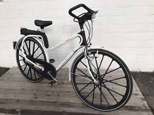 Vintage Sprick Active Comfort Fahrrad kein Colani Design Odo Klose Top Zustand!