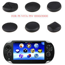 6pc Silicone Thumb Stick Cover Grip Caps For PS Vita 1000/2000 Analog Controller
