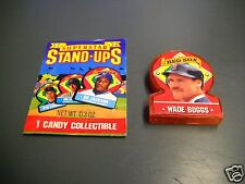 1991 Topps Stand Ups TEST ISSUE - WADE BOGGS - Boston Red Sox HOF- Odd Ball Item